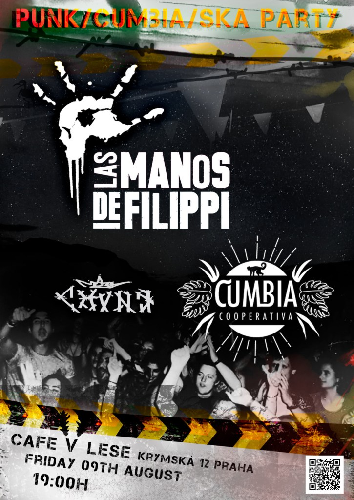 Las Manos de Fillipi and Cumbia Cooperativa
