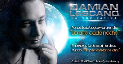 Damian Lescano - Llorarte Cada Noche