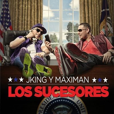 J King y Maximan CD 2013