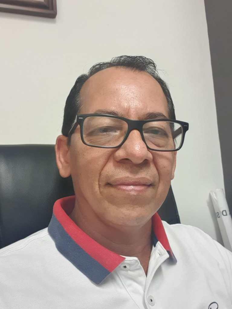 Fernando Moncada - Ponente en la Cumbre Internacional del Agua 2020