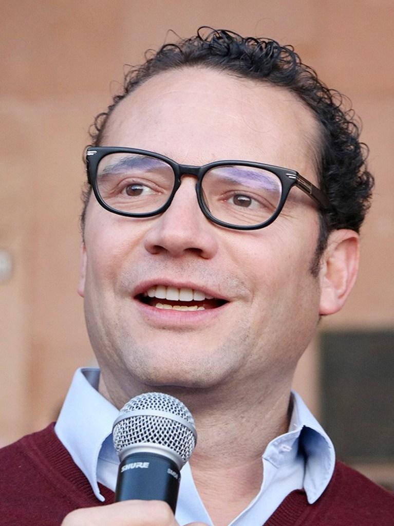 Xavier Nava - Presidente Municipal de San Luis Potosí