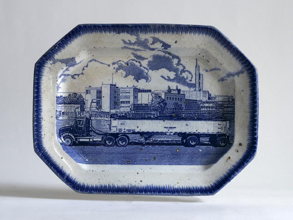Scott's Cumbrian Blue(s) American Scenery Residual Waste No: 1