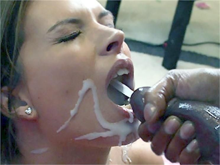 Solo Huge Thick Cum Load