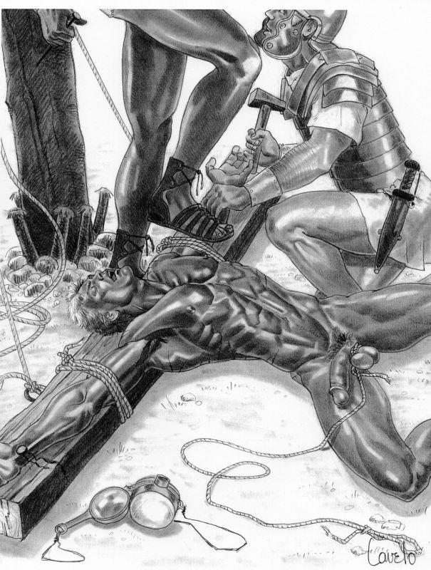bondage drawings tumblr