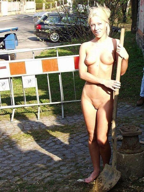 naked woman work tumblr