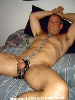 erection strenght daddy tied and tickled