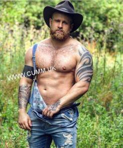 dilf daddy fuck -rugged-men-country-guys