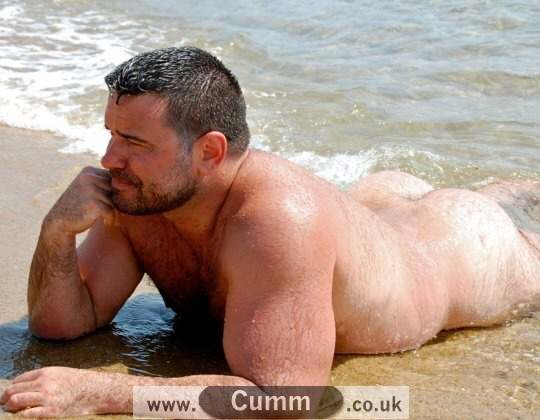 daddy arse hairy beach hastings