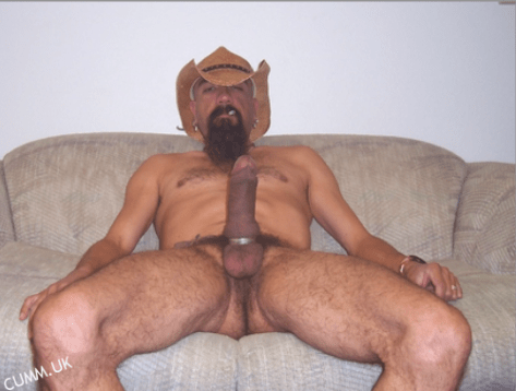 Beauty of the King dilf mature-black-ejaculation