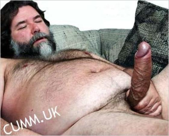 Big Old Fat Dick old