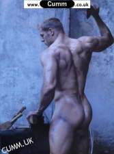 England rugby star James Haskell sexy arse