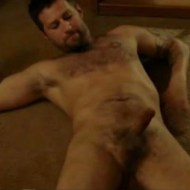 Jeremy St. James naked erection