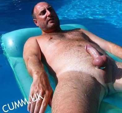 Male Masturbation Afterplay relaxed