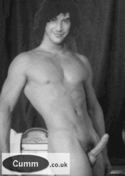 Reeves Keanu naked erect