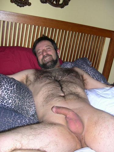 Sleepy Cocks hairy hung rugby dad