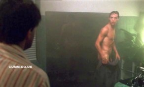 Thom Hoffman naked in The Fourth Man
