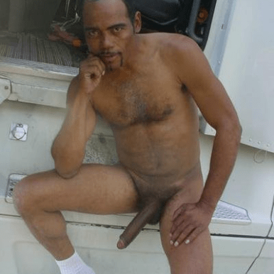 arabic trucker naked