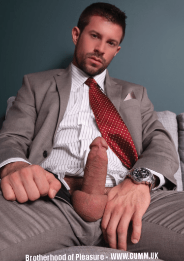 bi cocks suit thick cock