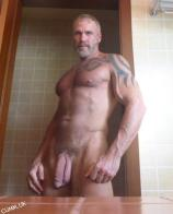 bisexual love silver hung cock
