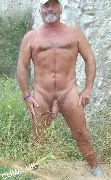 bisexual sexy silver daddy