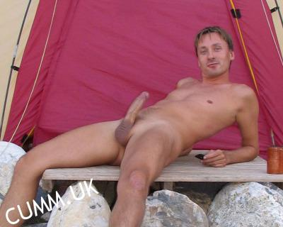 camp men erect