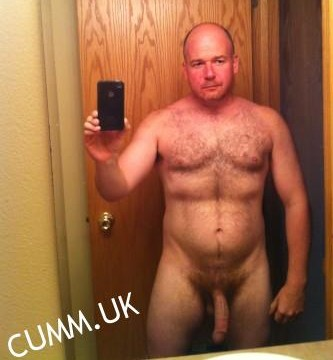 cock selfie sexy daddy