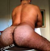 daddy hairy hole