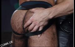 hairy arse jocked touched loved