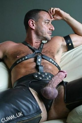 leather daddy horny 2