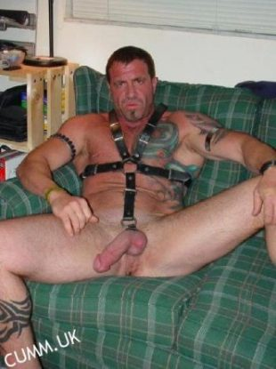leather daddy hung 5