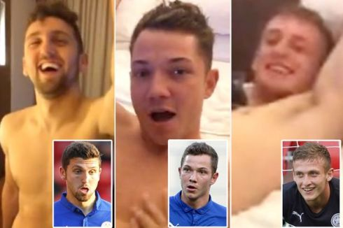 leicester city orgy footballers video uncensored