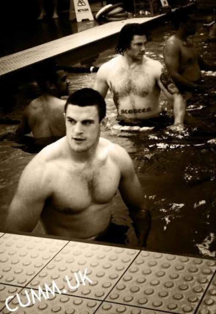 luke-burgess-shirtless-in-pool-with-steve-mcqueen1