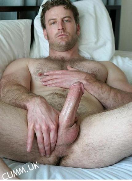 masculine hung with the most beautiful cock