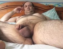 mature silver daddy cock