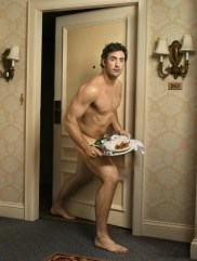 naked room service