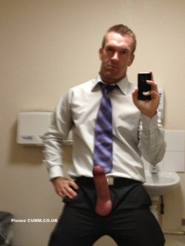 office suit wanker