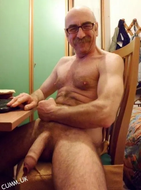 daddies handsome men with cock images