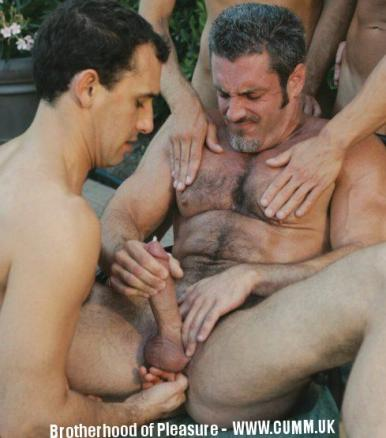 prostate milking massage first experience from another man