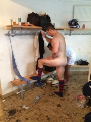 rugby arse exposed