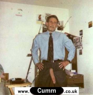 silver daddy hung mature-man-naked-51