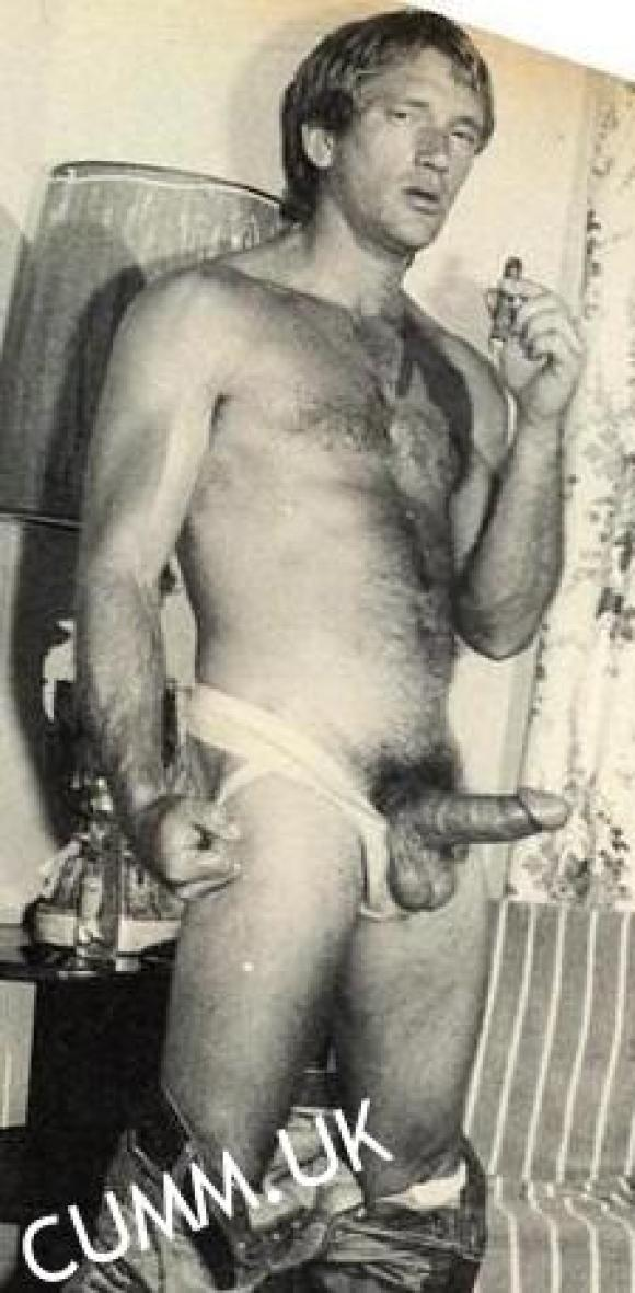 vintage smoking erection