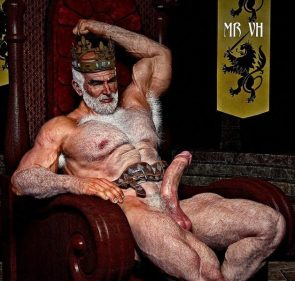 king hung silver daddy