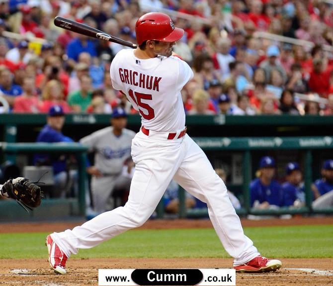 Randal Grichuk – the most beautiful cock in American Baseball