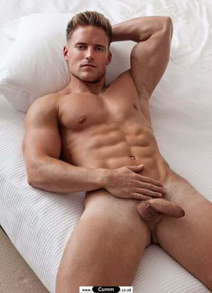 celebrity cock naked male model Matt Sallis David McKay - Copy