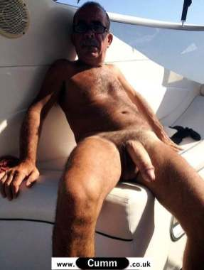 daddy bear silver fox big softie cock - Copy