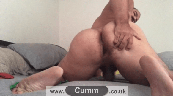 Big Manly Buttocks