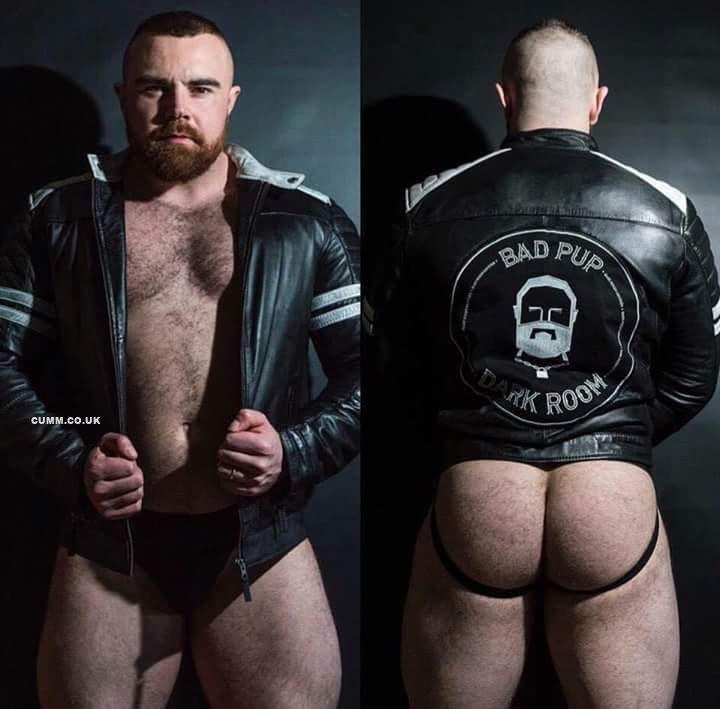 Dominant Leather Daddy