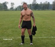 Colby Jansen rugby kit