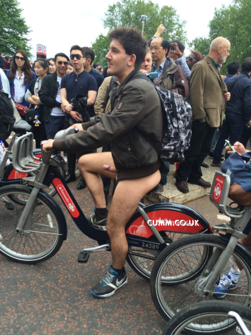 LONDON NAKED BIKE RIDE Gallery 1