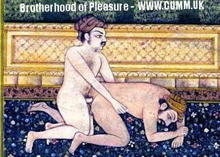 ancient indian tantric male pleasures of male buggery